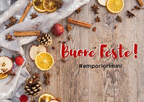 Buone Feste 2018 #emporiorimini